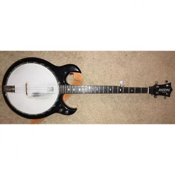 Custom Deering Crossfire Electric Banjo W/Semi-Hard Case - Great Sound!