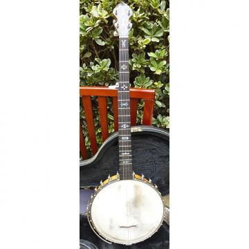 Custom Orpheum Number 1 Original 5 String Banjo - New Fingerboard, Fantastic Tone