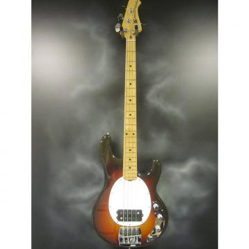 Custom Ernieball Music Man Stingray 40th Anniversary Old Smoothie Electric Bass Guitar Chocolate Burst