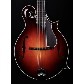 Custom Collings F-Style F-Hole Mandolin Gloss Sunburst