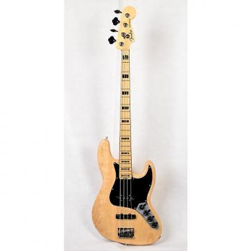 Custom Fender American Elite Jazz Bass Natural