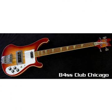 Custom Rickenbacker 1973 4001 Bass