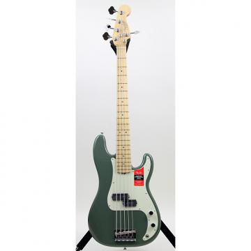 Custom Fender American Professional Precision Bass V - Antique Olive