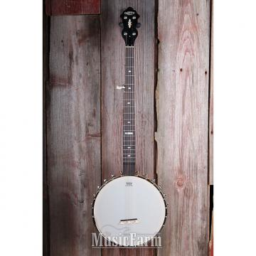 Custom Gretsch G9455 Dixie Special 5 String Open Back Banjo with Rolled Brass Tone Ring