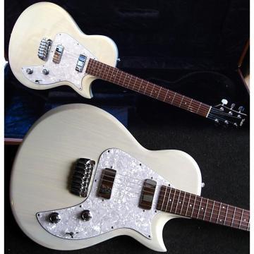 Custom Taylor SB1X Translucent White