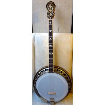Custom Majestic Vintage Tenor Banjo - Majestic banjos are in a class by themselves