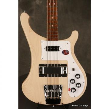 Custom Rickenbacker 4003S unplayed 2017 Mapleglo
