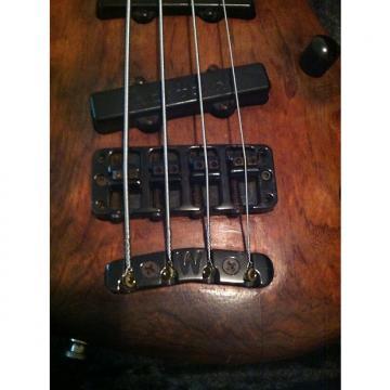 Custom Warwick Thumb Bass 1989 Brown