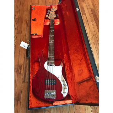 Custom Fender American Deluxe Dimension V Bass