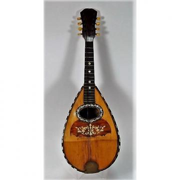 Custom G.L. Penzel & Muller  Antique Mandolin early 1900's