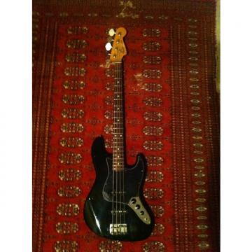 Custom Fender Jazz Bass  1985 Black MIJ