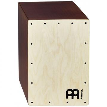 Custom Meinl Percussion JC50LBNT Birch Wood Compact Jam Cajon with Internal Snares, Lig