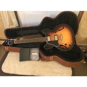 Custom Gibson Left Handed ES-335 Dot Memphis Custom Shop 2013