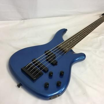 Custom Rogue LX205B Blue W/Hard Case