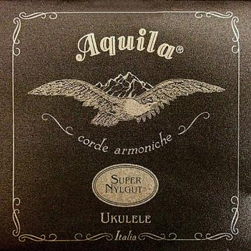 Custom Aquila Super Nylgut AQ-106 Tenor Ukulele Strings - High G - Set of 4