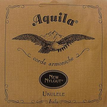 Custom Aquila New Nylgut AQ-16 Tenor Ukulele String - Low G - 4th String