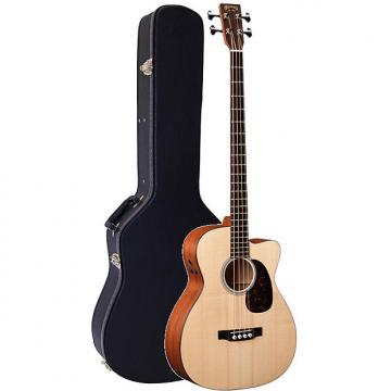 Custom Martin BCPA4 Bass Guitar w/ Hard Case
