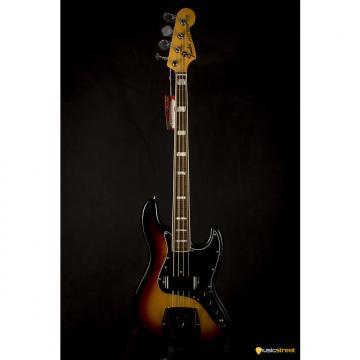 Custom Fender American Vintage '74 Jazz Bass Rosewood fingerboard, 3 tone Sunburst