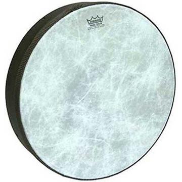 "Custom Remo Fiberskyn Frame Drum, 10"""