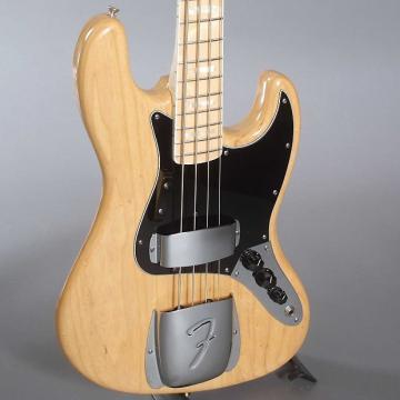Custom Fender '74 Jazz Bass Reissue (2013)