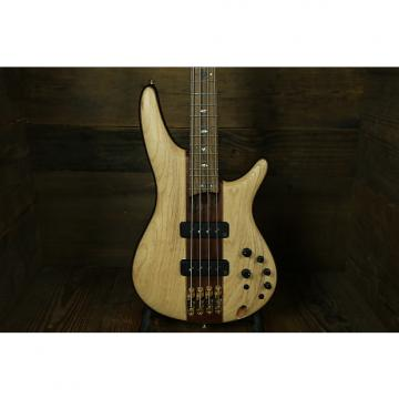 Custom Ibanez SR1300E Premium 4 String Bass Natural Satin