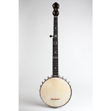Custom W. A. Cole  Eclipse Model 2500 5 String Banjo (1895), ser. #2375, NO CASE case.