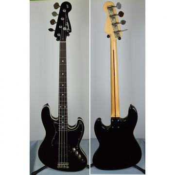 Custom Fender Aerodyne Jazz Bass 2005 Black MIJ