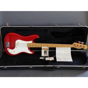 Custom Fender USA B-34 Bullet Bass 1981 Vintage w/Case & Paperwork
