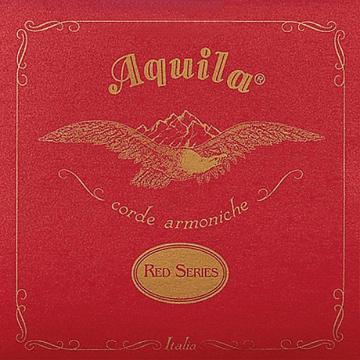Custom Aquila Red Series AQ-86 Concert Ukulele Strings - Low G - Set of 4