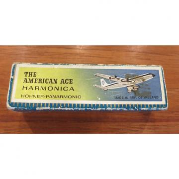 Custom Hohner - Panarmonic American Ace Harmonic, Key of C, Vintage!