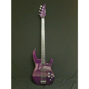 Custom Carvin B4 2004-2005 Translucent Purple
