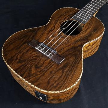 Custom New KALA Bocote Butterfly Series Acoustic Electric Tenor Ukulele KA BFTE KABFTE