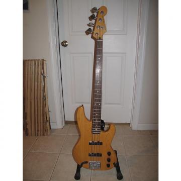 Custom Fender Jazz Bass Plus 1992 Amber Natural