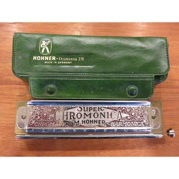 Custom Vintage Hohner Super Chromonica 270