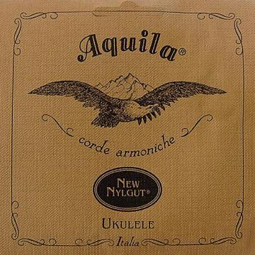 Custom Aquila New Nylgut AQ-9 Concert Ukulele String - Low G - 4th String