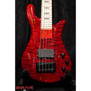 Custom Spector ReBop5 MM Gloss Cherry