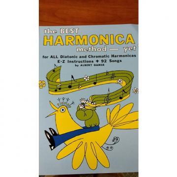 Custom Best Harmonica  Method  - Yet