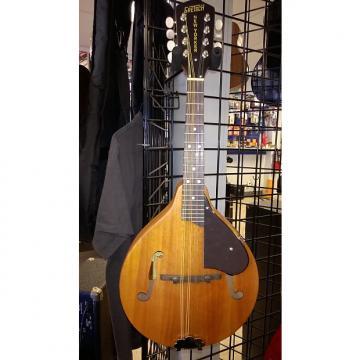 Custom Gretsch 9310 New Yorker Mandolin Natural