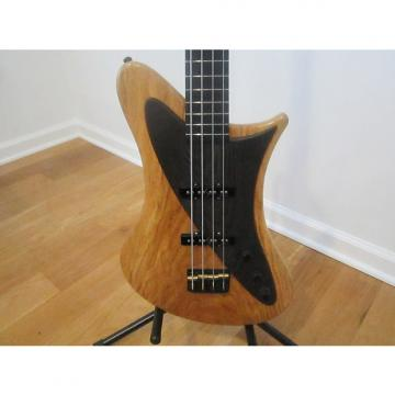 Custom Stradi Oak Bass