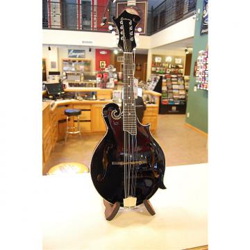 "Custom Eastman MD415BK - ""F"" Style Mandolin - Black Top - Beautiful!"