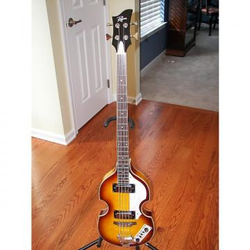 Custom Rogue VB100 Violin Bass Guitar Vintage Sunburst