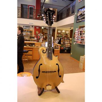 Custom Eastman MD415GD - F Style Mandolin - Gold Top!