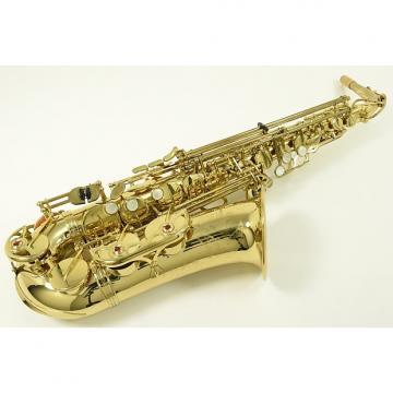 Custom Yanagisawa A-901 Alto Saxophone