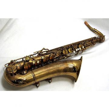 Custom C.G. Conn 1954 10M Tenor Saxophone