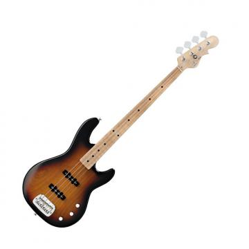 Custom G&L Tribute Series JB-2 4-String Bass (Sunburst)