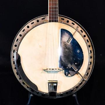 Custom Collegiate ca.1900's Tenor Banjo VINTAGE