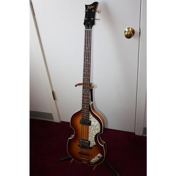 Custom Hofner  62 Reissue Violin Bass 2012