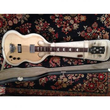Custom Gibson SG Supreme Bass 2007 Aged Natural Satin
