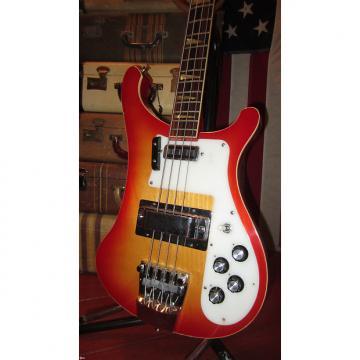 Custom Circa 1981 Cortley Rickenbacker 4001 Copy