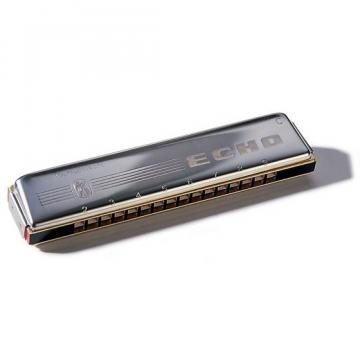 Custom Hohner Echo 32 Harmonica in the key of C